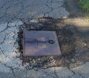Catch Basin Repair from Masonry Repair