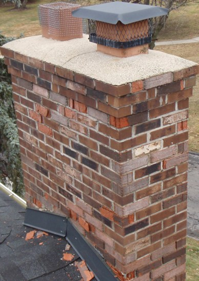 Armstrong Masonry Repair Inc Chimney Repair