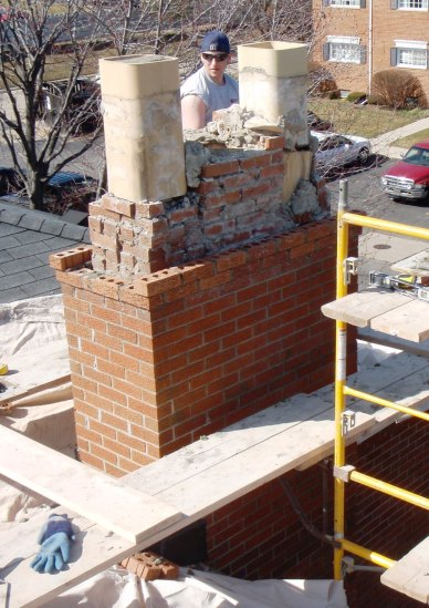 Chimney and Brick Repair