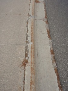 Concrete Curb Repair