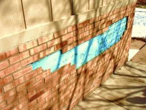 Panel Brick Repair