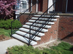Porch Repair in Novi