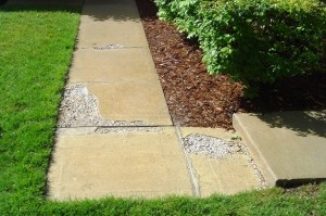 Concrete Sidewalk Repair